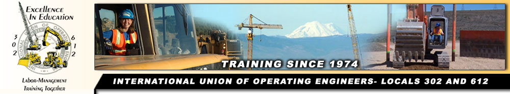 Operating Engineers Regional Training Program Apprenticeship Program